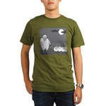 Werewolf in Sheep's Clothing (no text) Organic Men