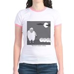 Werewolf in Sheep's Clothing Jr. Ringer T-Shirt