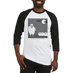 Werewolf in Sheep's Clothing Baseball Jersey