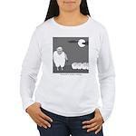 Werewolf in Sheep's Clothing Women's Long Sleeve T