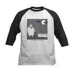 Werewolf in Sheep's Clothing Kids Baseball Jersey