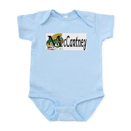 McCartney Celtic Dragon Infant Bodysuit