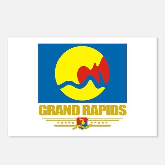 Grand Rapids Pride Postcards (Package of 8)