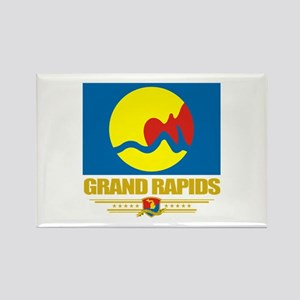 Grand Rapids Pride Rectangle Magnet