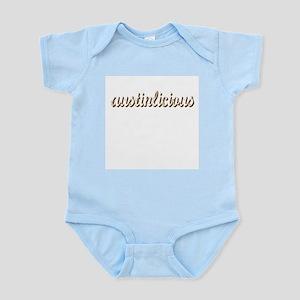 austinlicious Infant Creeper