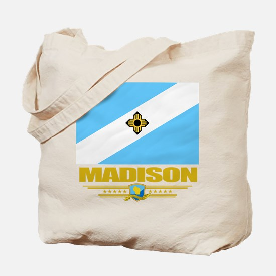 Madison Pride Tote Bag