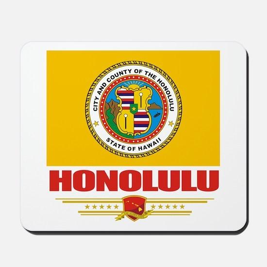 Honolulu Pride Mousepad