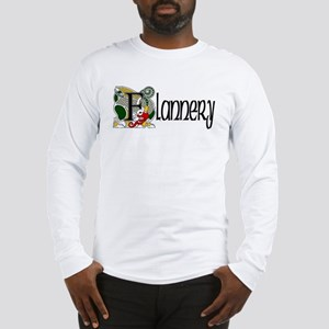 Flannery Celtic Dragon Long Sleeve T-Shirt