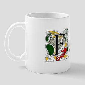 Flannery Celtic Dragon Mug