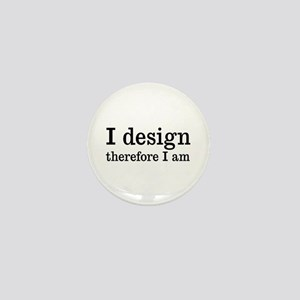 I Design Mini Button