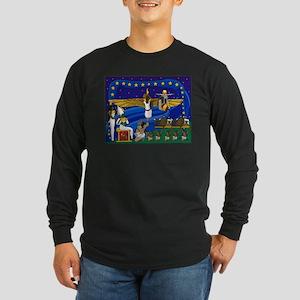Best Seller Egyptian Long Sleeve Dark T-Shirt