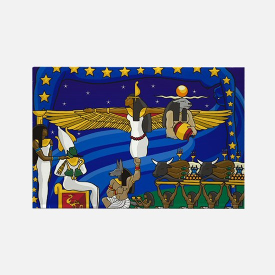 Best Seller Egyptian Rectangle Magnet