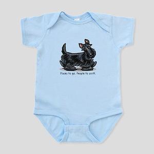 Scottie Places Infant Bodysuit