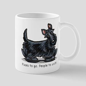 Scottie Places Mug