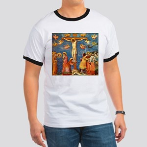 Giotto The Crucifixion Ringer T