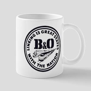 Baltimore and Ohio 13 states Mugs