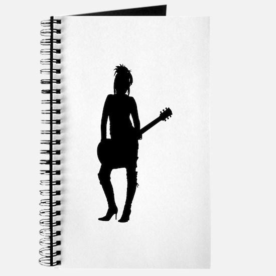 Girl Rock Star Journal