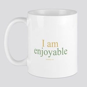 I am enjoyable Mug