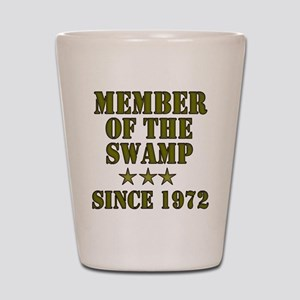 Swamp Member Shot Glass