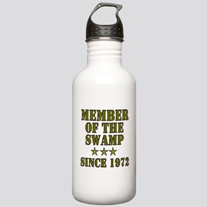Swamp Member Stainless Water Bottle 1.0L
