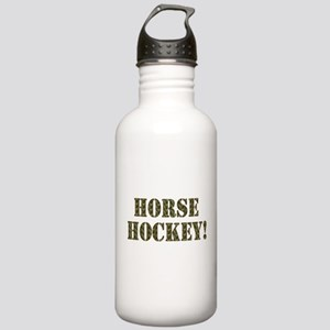 Horse Hockey Stainless Water Bottle 1.0L