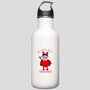 Daddy's Lovebug Stainless Water Bottle 1.0L
