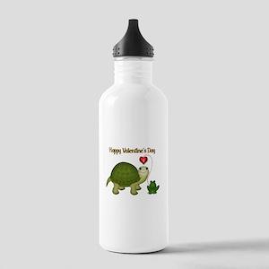 Hoppy Valentine's Stainless Water Bottle 1.0L