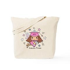 Graduation Princess 2011 Tote Bag