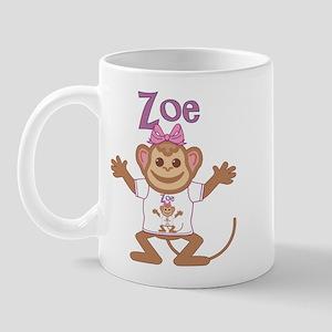 Little Monkey Zoe Mug