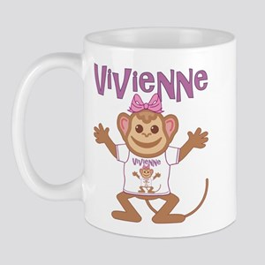 Little Monkey Vivienne Mug