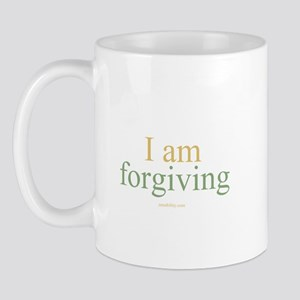 I am forgiving Mug