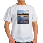 Tuolumne Meadows t-shirt--ash grey