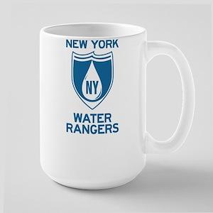 NY Water Rangers Large Mug