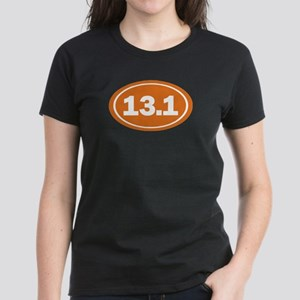 13.1 burnt orange Women's Dark T-Shirt