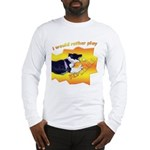 Flyball's Such A Blast! Long Sleeve T
