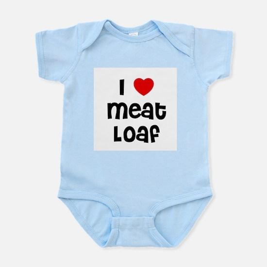 I * Meat Loaf Infant Creeper