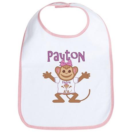 Little Monkey Payton Bib