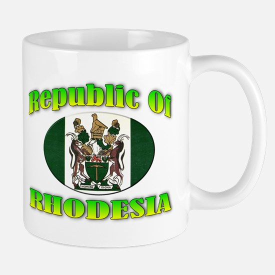 Republic of Rhodesia Mug
