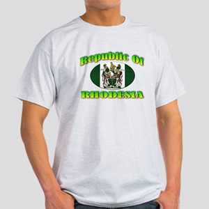 Republic of Rhodesia Light T-Shirt