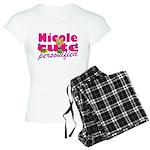 Cute Nicole Women's Light Pajamas