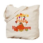 First Halloween Nicole Tote Bag