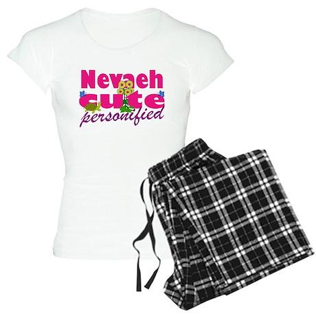 Cute Nevaeh Women's Light Pajamas