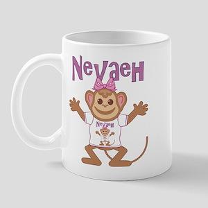 Little Monkey Nevaeh Mug