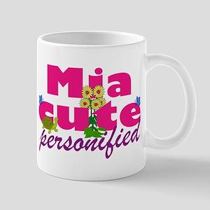 Cute Mia Mug