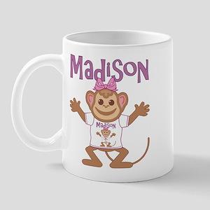 Little Monkey Madison Mug