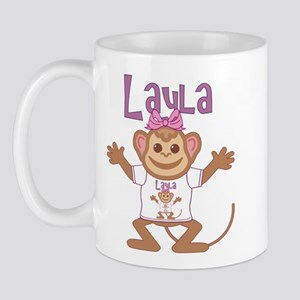 Little Monkey Layla Mug