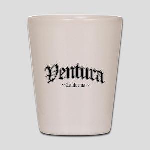 Ventura California Shot Glass