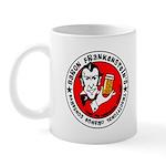 """Curse Of Frankenstein """"Pass The Marmalade"""" mug"""