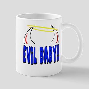 Funny Evil Baby Mug