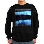 Motorcycle awareness x-ray Sweatshirt (dark)